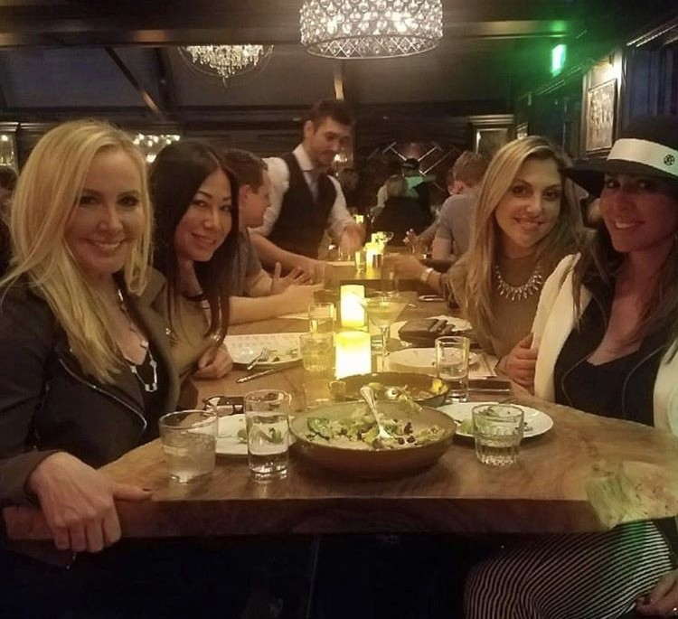 Shannon Beador & Kelly Dodd With Friends