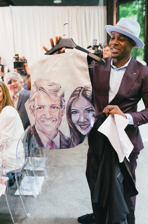 A Shirt With LeeAnne & Rich's Faces