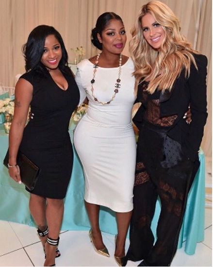 Kim's Former RHOA Producer & Toya Wright