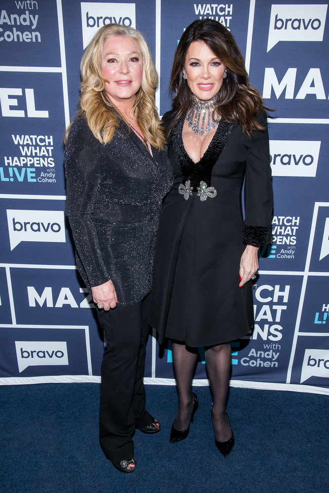 Debra Newell & Lisa Vanderpump