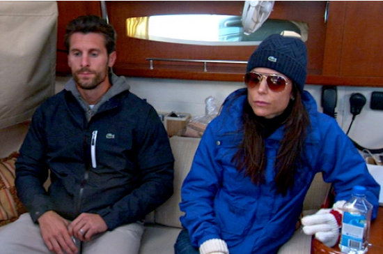 Bethenny Gets Lost At Sea