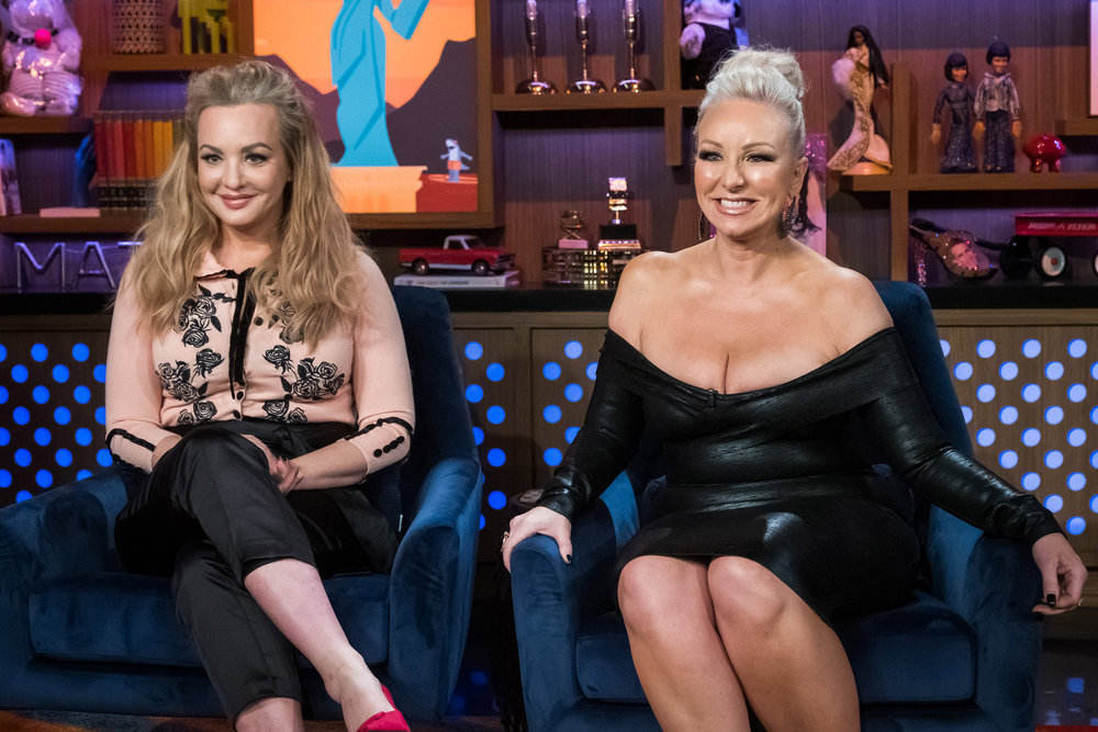 Wendi McLendon-Covey & Margaret Josephs