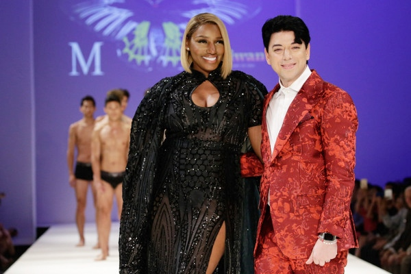 NeNe Leakes and Malan Breton