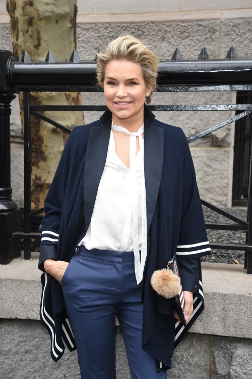 Real Housewives of Beverly Hills star Yolanda Foster