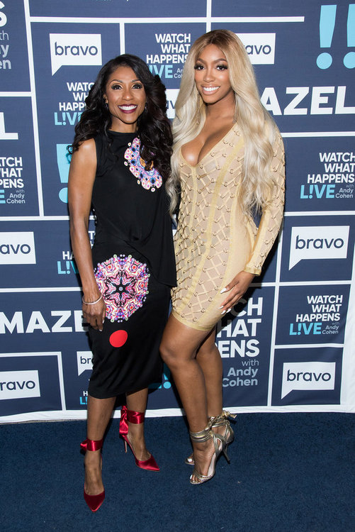 Jackie and Porsha