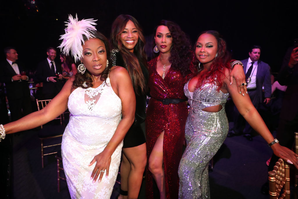 Star Jones, Connie Orlando, Vivica A. Fox, and Phaedra Parks