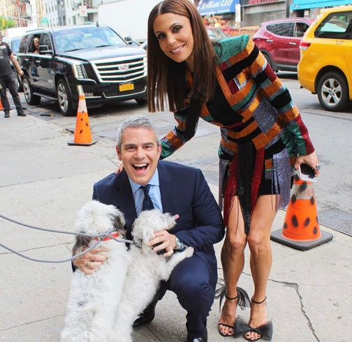 Andy & Bethenny