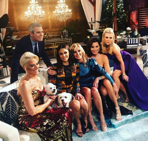 Andy With The Housewives