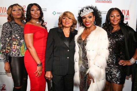 The Braxtons and Sheryl Lee Ralph
