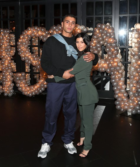 Kourtney Kardashian & Younes Bendjima