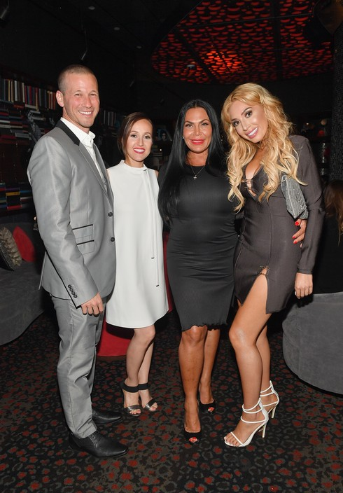 Jp & Ashley, Renee Graziano & Farrah Abraham