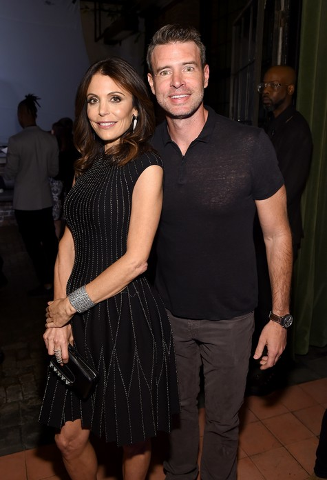 Bethenny & Scott Foley