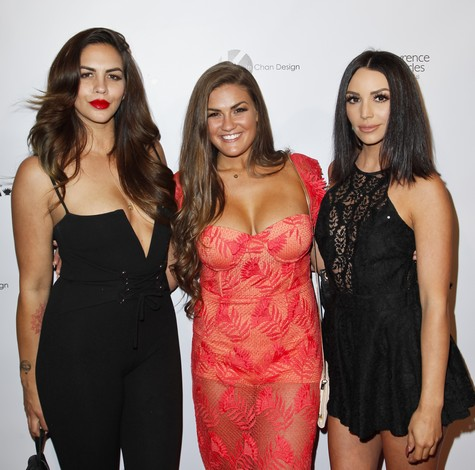 Katie, Brittany and Scheana Marie