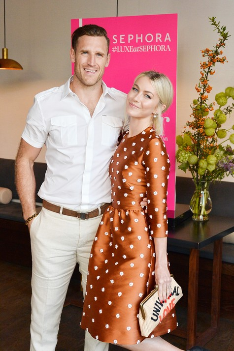 Julianne Hough & Husband Brooks