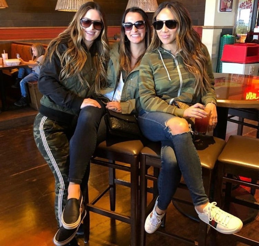 Melissa Gorga With Her Sisters