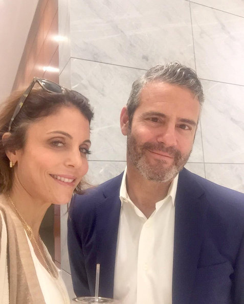 Andy and Bethenny