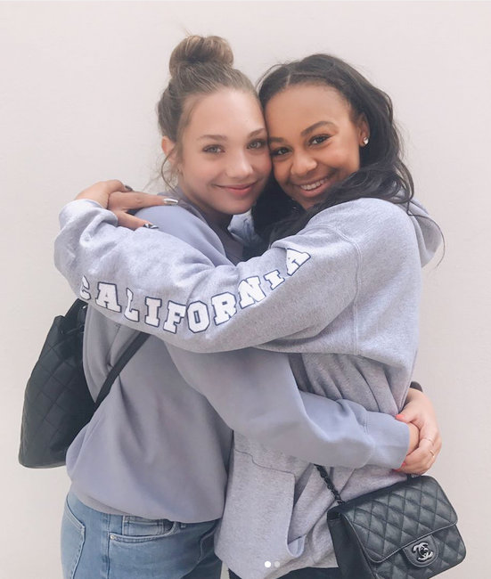 Nia and Maddie