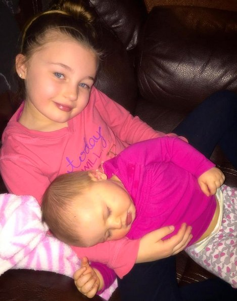 Leah and Emilee