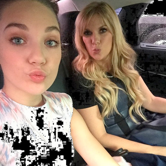 Maddie and Melissa