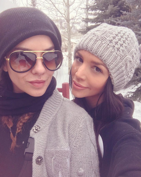 Katie and Scheana