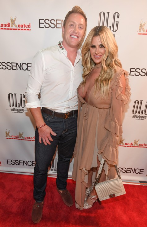 Kroy Biermann & Kim Zolciak