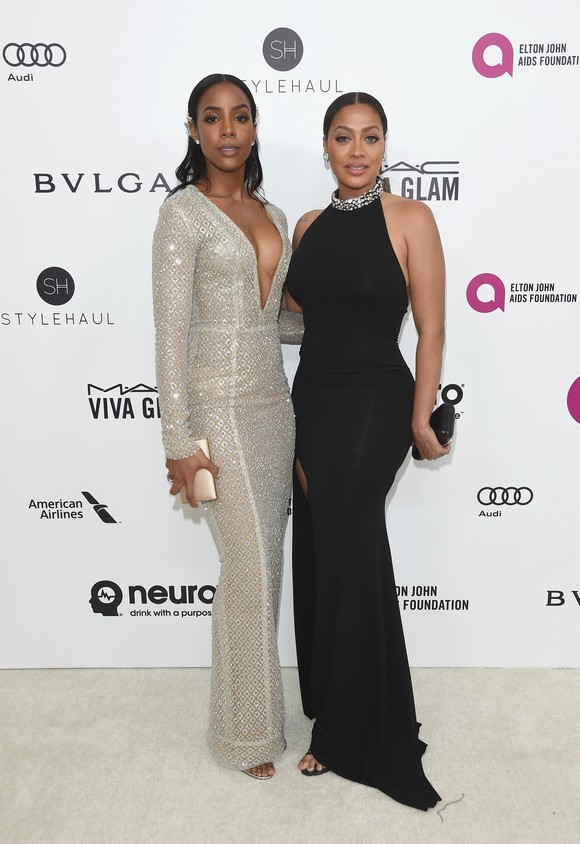 La La Anthony & Kelly Rowland