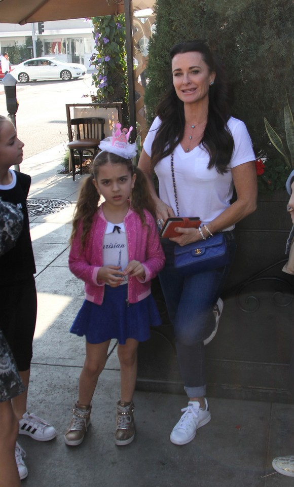 Kyle Richards & Portia Umansky