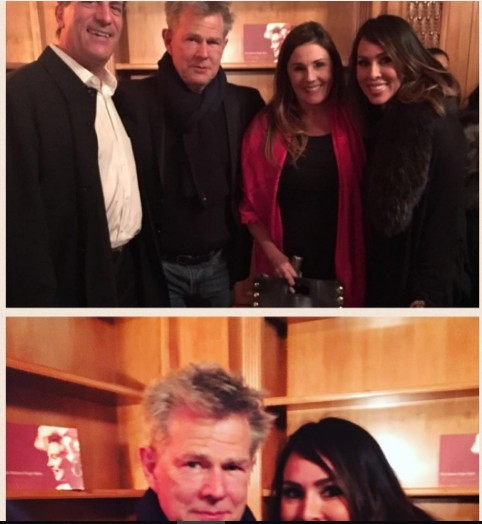 Kelly Dodd & David Foster