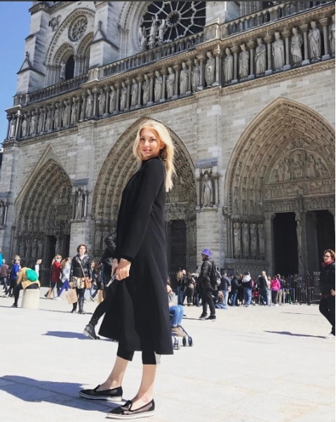 Stassi In Paris