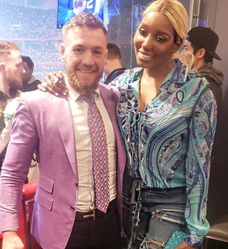 Conor McGregor & NeNe Leakes