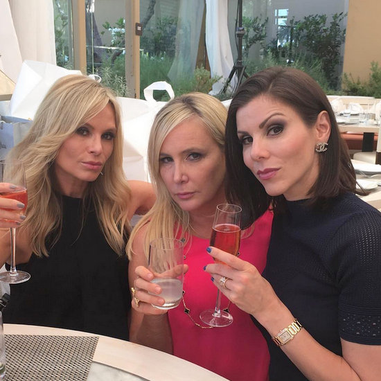 Tamra, Shannon, and Heather