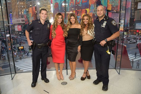 RHONJ with NYPD
