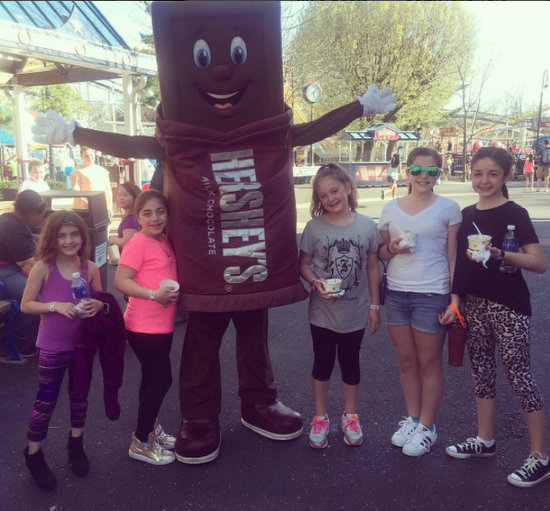 Taking The Kids To Hershey Park