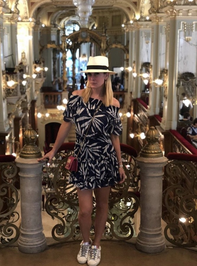 Tinsley In Budapest