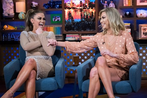 Brittany & Stassi on WWHL