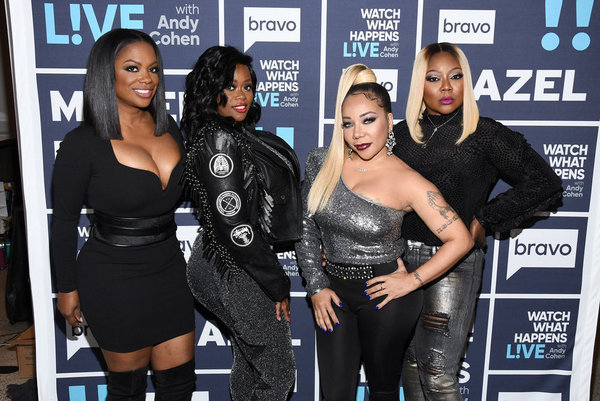 Kandi, Tamika, Tiny, and LaTocha